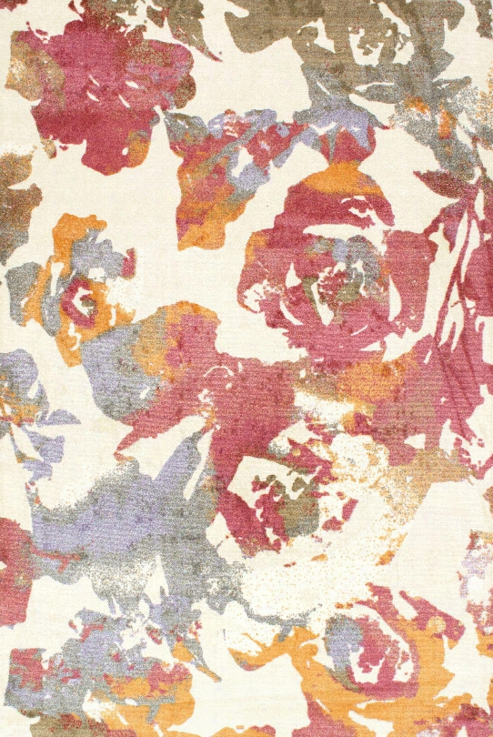 Abstract Gonsalves Rug In Multi Design By Nuloom