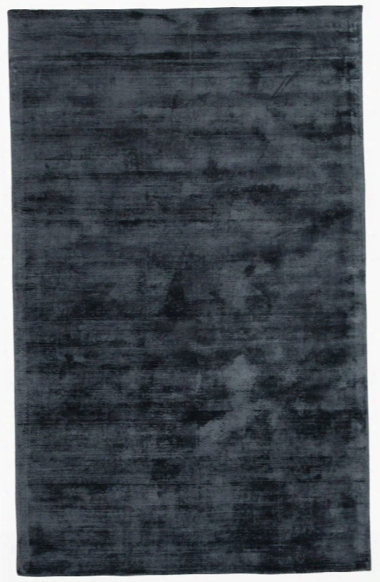 Berlin Distressed Rug In Ink Blue Design By Classic Home