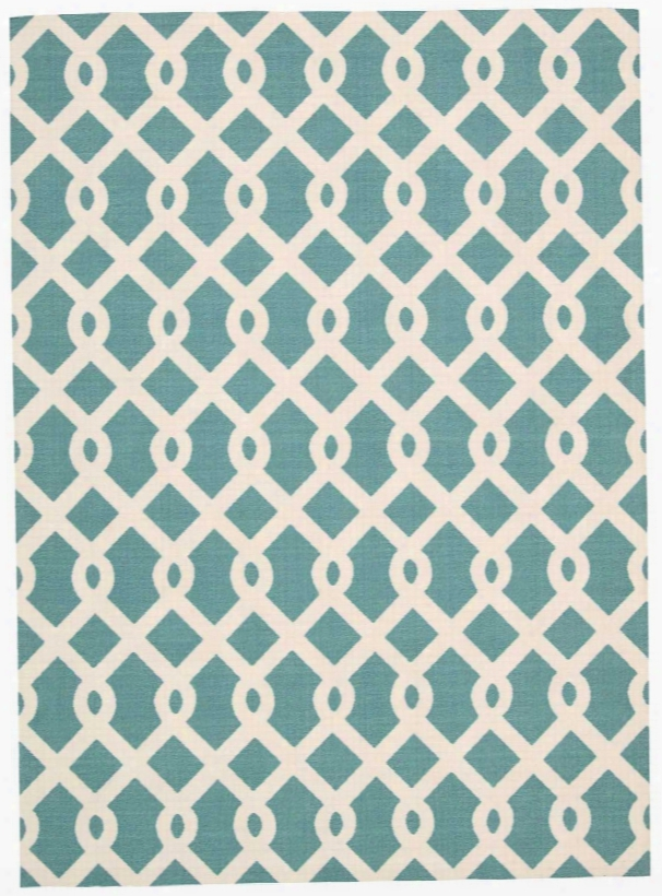 Sun N' Shade Rug In Poolside Design By Nourison