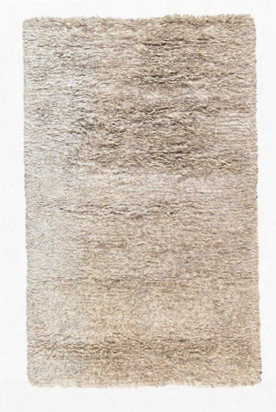 The Ritz Shag Rug In Light Grey Design By Classic Hoke