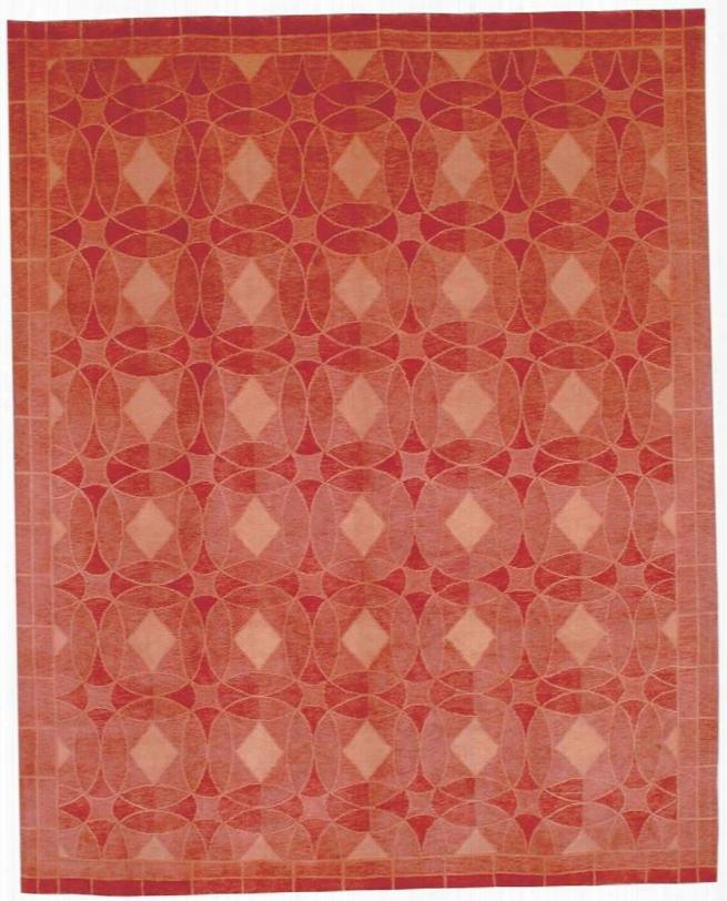 Tibetan Collection Wool Area Rug In Rust Design By Safavieh