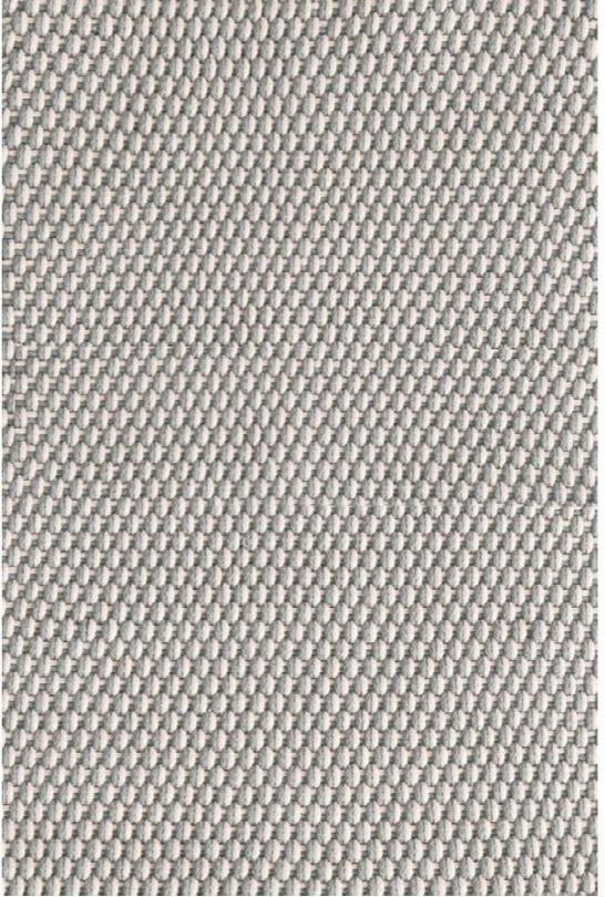 Two-tone Rope Platinum & Ivory Indoor/outdoor Rug Design By Dash & Albert