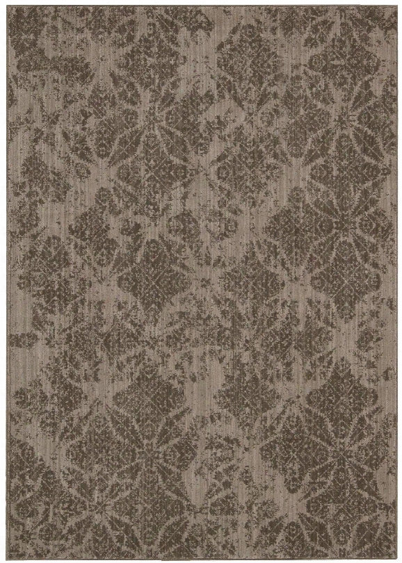 Urban Wool And Nylon Area Rug In Vetiver Design By Calvin Klein Home