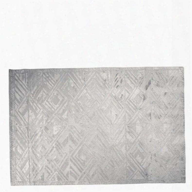 Valbonella Silver Rug Design By Designers Guild