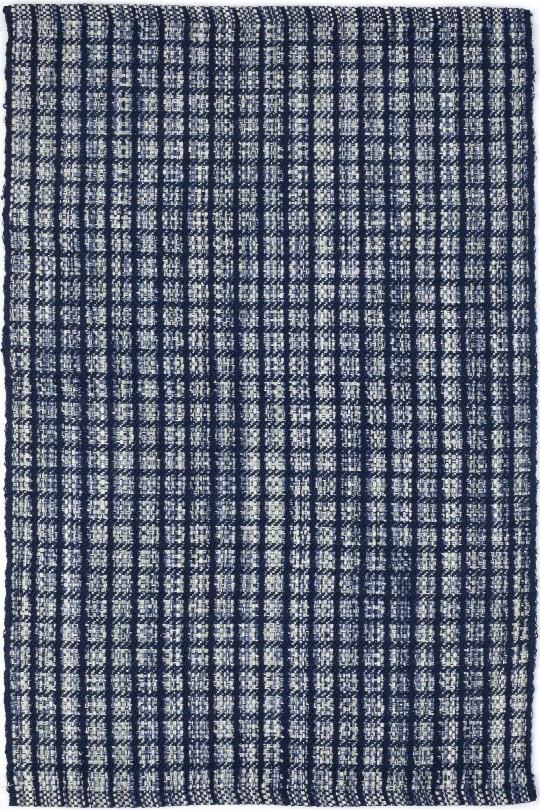 Coco Indoor/outdoor Rug In Blue Design By Dash & Albert