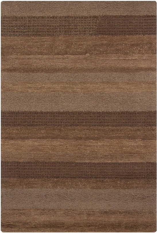 Dejon Collection Hand-tufted Area Rug In Brown & Tan Design By Chandra Rug S
