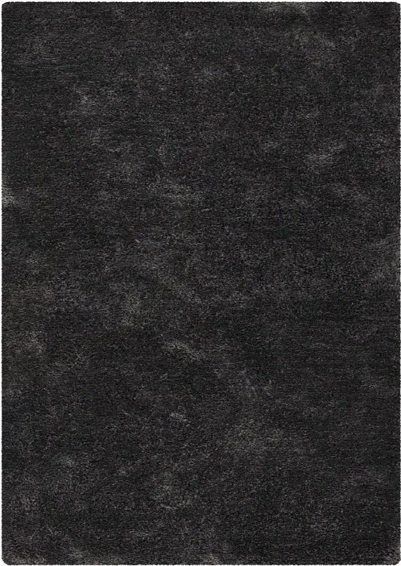 Edina Collection Hand-woven Area Rug In Charcoal Design By Chandra Rugs