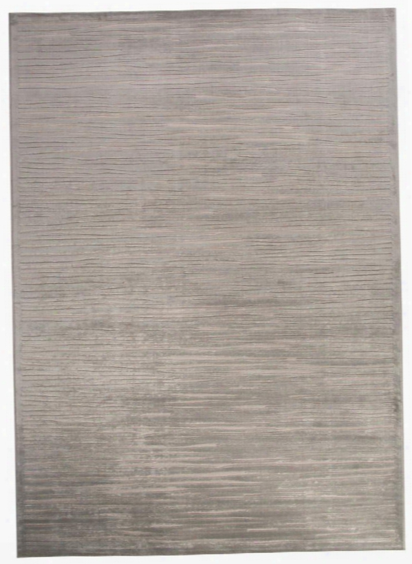 Fables Rug In Grey Ivolet & Bright White Design By Jaipur