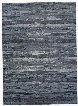 Chaos Theory Rug in Flint Stone & Plum Kitten design by Jaipur