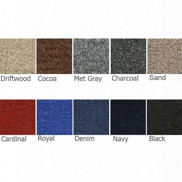 Redrum Fabrics 8' Aquaturf Carpet, Driftwood